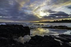 Sunrise at Oneloa Bay (RunningFarther) Tags: ocean sunrise hawaii bay maui kapalua oneloa oneloabay