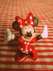 Minnie (Johanna Medina PH) Tags: figuras objeto