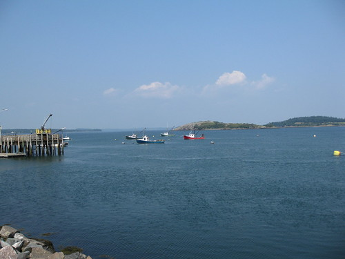 Lubec Pasamaquoddy Bay