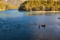 el que quiere comer pescado... (FJTUrban (sommelier d mojitos)) Tags: park parque patagonia argentina ruta ro river fly fishing national 40 pesca nacional mosca pn chubut arrayanes losalerces rn40
