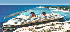 Disney Magic at there private island. (CFL Travel) Tags: travel cruise disney cfl carribien