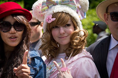 Japan Day (john.gillespie) Tags: nyc sun ny newyork japan centralpark manhattan sunday uppereastside 2013 japanday