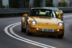 Porsche, 993, Carrera, Shek O, Hong Kong (Daryl Chapman's - Automotive Photography) Tags: auto china road windows hk cars car yellow photoshop canon photography hongkong eos drive is nice automobile driving power wheels engine fast automotive headlights gas ii german porsche brakes 5d petrol autos grip rims f28 hkg fuel sar drivers carrera horsepower 993 sheko topgear mkiii bhp smd 70200l cs6 worldcars sundaymorningdrive darylchapman an1010