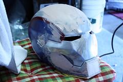 Heartbreaker WIP2 (Tsabo Tsaboc) Tags: 3 man iron mark helmet tony impact stark gemini props heartbreaker