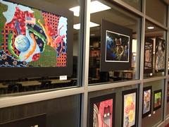 photo.JPG (wlibrary) Tags: libraries studentart artdisplay whslibrary