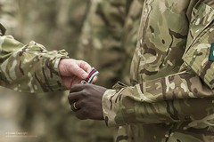 Soldier Presented with Afghanistan Medal (Defence Images) Tags: uk afghanistan germany soldier army military free medal british op herford operation campaign defense deu defence personnel herrick helmand nonidentifiable theroyallogisticcorpsrlc
