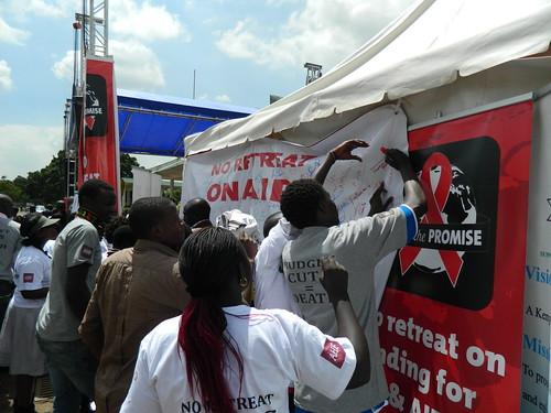 Keep The Promise Kenya (5/10/2013)