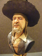 Busto Barbosa 20cm (Pintaminis) Tags: bust pirate captain piratesofthecaribean pirata busto capitan barbossa piratasdelcaribe pintaminis pintaminisstudio