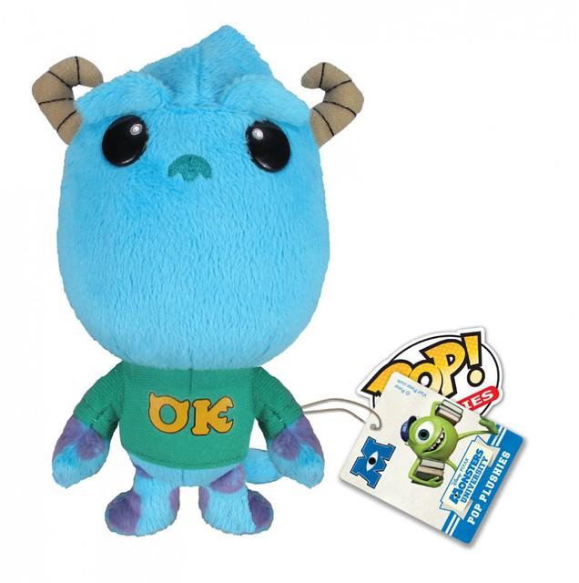 【怪獸大學】FUNKO 旗下三大系列 Monsters University 驚嚇推出