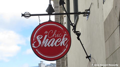 Le Chic Shack (Gerard Donnelly) Tags: sign enseigne