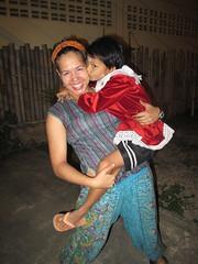 Smooch (offthebeatenboulevard) Tags: thailand orphanage volunteering maesot burmeseborder