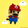 """Mario! • <a style=""""font-size:0.8em;"""" href=""""http://www.flickr.com/photos/44124306864@N01/8738390320/"""" target=""""_blank"""">View on Flickr</a>"""
