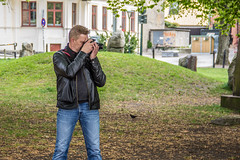 I have you in my sight (Dadman65) Tags: lund fotosektionen