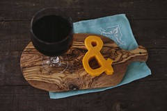 wine & cheese (emmzies) Tags: red cheese typography wine wineandcheese series cheddar ampersand cabernet thisandthat winecheese thisthat emilyblincoe thisampersandthat