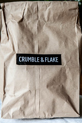 Crumble & Flake (Culinary Fool) Tags: seattle bag may bakery pastry sack capitolhill bakedgoods culinaryfool 2470mm28 2013 brendajpederson crumbleflake