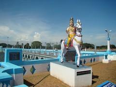 King Rajarajacholan (Nellai.S.S.Mani) Tags: kallanai