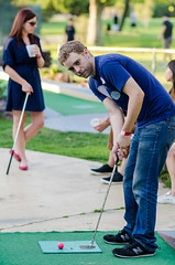 826LA Mini Golf for Cheaters: photo by Jorge Segura (826LA and The Echo Park Time Travel Mart) Tags: golf mini seco arroyo cheaters 826la