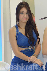 Alpine | Motor Show (krashkraft) Tags: coyote beautiful beauty thailand pretty bangkok gorgeous autoshow motorshow 2012 racequeen gridgirl boothbabe krashkraft