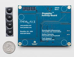 Parallax Propeller Activity Board (adafruit) Tags: 1371 moredevboards