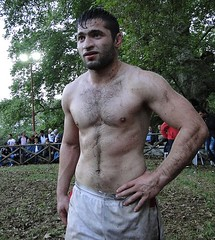 wrestler / Arethusa Thessaloniki Greece (d.mavro) Tags: shirtless sexy beautiful greek spring nipples body wrestling traditional north handsome hunk greece grecia thessaloniki torso wrestler biceps wrestle hommes homme greco arethusa grecoroman hansome gre  gures