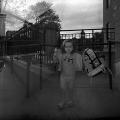 Holga_051413_05e (Mark Dalzell) Tags: camera bw white black 120 6x6 film holga charlotte flash 400 agfa expired developed 120sf caffenol
