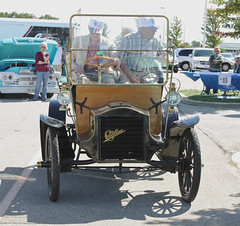 1905 Cadillac Model F Side Entrance 4-Passenger Touring Car (1 of 5) (myoldpostcards) Tags: auto cars car nose illinois model classiccar vintagecar automobile gm antiquecar cadillac il f springfield autos grille oldcar touring 2012 1905 frontend generalmotors luxurycar secretaryofstate 63rd sideentrance motorvehicle collectiblecar 9812 4passenger myoldpostcards vonliski antiquevehicleshow september82012