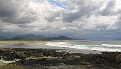 West Mayo coast (hmb52) Tags: ireland seascape beach strand landscape cross atlantic mayo emlagh aillemore carrownisky killadoon