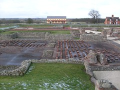 Wroxeter.Roman.Baths (SandraNestle) Tags: archaeology ancient shropshire romans wroxeter romanruins englandtravels sandranestle