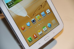 public samsung tablet samsunggalaxynote8 (Photo: JohnKarak on Flickr)