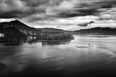 /  Hong Kong Tolo Harbour Sunset Serenity / SML.20130516.6D.06572.P1.L1.BW (See-ming Lee  SML) Tags: china sea urban blackandwhite hk mountains nature water clouds cn landscape boats photography hongkong harbor blackwhite university yacht serenity creativecommons     cuhk     hkg cloudscape shatin  gettyimages     6d sciencepark  canon1740f4l   maonshan   toloharbour ccby seeminglee  canonef1740f4lusm chineseuniversityofhongkong   canon6d  smlprojects  smluniverse canoneos6d smlphotography smlbw sml:projects=bw sml:projects=serenity smlserenity fl2fbp sml:projects=sports sml:projects=nature sml:gettyimages=rf