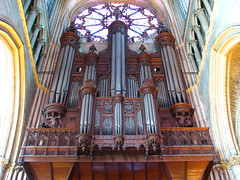 Reims, Cathdrale, organ (pierremarteau6) Tags: gonzales cathdrale organ reims orgel orgue marne champagneardenne ma
