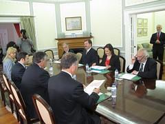 Reunião Direção PSD com UGT na Sede Nacional