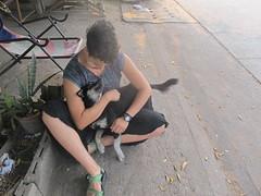 2013-03-27-20-18-59_D89EE746-5167-4433-B6C5-9D179A9E1663 (offthebeatenboulevard) Tags: thailand orphanage volunteering maesot burmeseborder