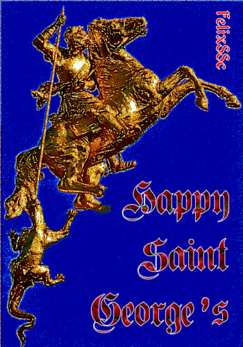Happy Saint George