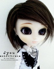 VANGUARD  Jyou (J-Rock dolls) Tags: music japan japanese doll dolls ooak customized pullip custom jrock pullips vanguard jyou  existtrace