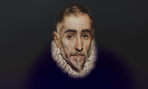"""Hidalgo Ibérico, expresión de Doménikus Theokópoulos el Greco (1597), transcripción de Pablo Picasso (1971). • <a style=""""font-size:0.8em;"""" href=""""http://www.flickr.com/photos/30735181@N00/8747934182/"""" target=""""_blank"""">View on Flickr</a>"""
