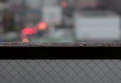 雨です (worksgoto) Tags: 35mm f14 風景 雨 xe1 ボケ フジノンレンズ