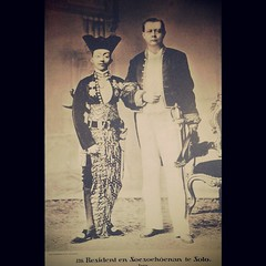 Are you guys couple? #indonesia #vintage... (Titiw) Tags: art vintage indonesia sephia instago uploaded:by=flickstagram instagram:photo=4164236199477053579131068
