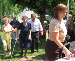 Grandmom's Wake 26 (tineb07) Tags: friends mike 2006 brush kelly dolores