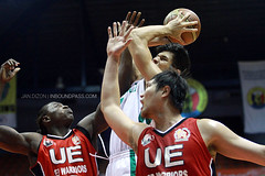 FilOil 2013: De La Salle Green Archers vs. UE Red Warriors, May 25 (inboundpass) Tags: