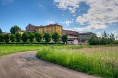 _DSC3362_3_4_5_6_tonemapped (Danilo Melzi) Tags: estate paesaggio pianura morimondo abbazzia abbaziadimorimondo