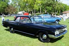 61 Chevrolet Biscayne (DVS1mn) Tags: classic cars chevrolet car sport vintage gm bowtie chevy veteran import carshow concoursdelegance generalmotors 10000lakesconcoursdelegance