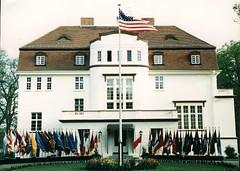 The Former USMLM Potsdam Compound