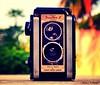 Vintage (@mons.always) Tags: camera old vintage nikon kodak antique boxcamera d90 kodakduraflexii