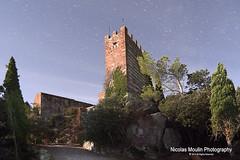 Castillo Monasterio de San Miguel de Escornalbou (Nicolas Moulin (Nimou)) Tags: castle chateau monasterio castillo historia cultura monastre romanico fortificacion escornalbou castillomonasteriodesanmigueldeescornalbou