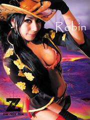 Robin Film Z- Volcn (AsNaye) Tags: sexy film girl robin movie cosplay zoro z op onepiece nico luffy nami   nicorobin zeto timeskip  skiptime