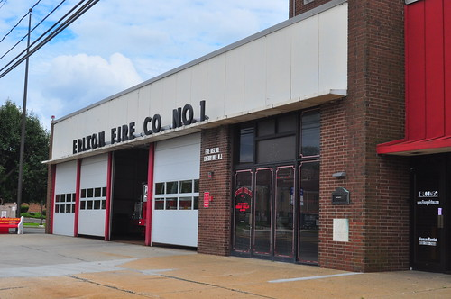 Cherry Hill Fire Department Station 24