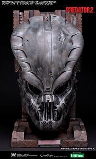 打造夢幻逸品!守衛者終極戰士面具完全再現!