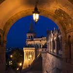 Fisherman's Bastion- blue hour