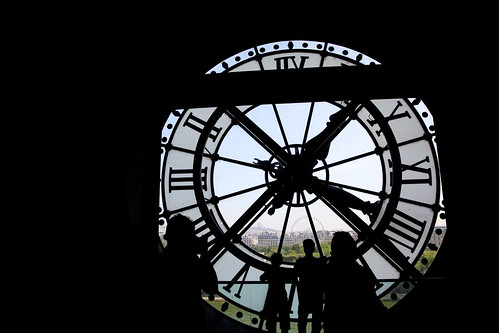 Musee D'Orsay Clock #2
